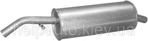 Глушитель для Citroen C2, C3