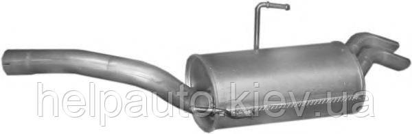 Глушитель для Citroen Jumpy, Synergie / Fiat Scudo / Ulysse /  Peugeot Expert / Peugeot 806