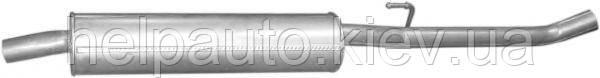 Резонатор для Citroen C8 / Fiat Ulysse / Peugeot 807