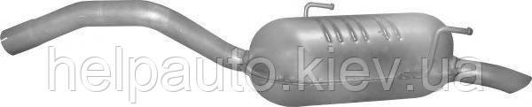 Глушитель для Citroen C8 / Fiat Ulysse / Peugeot 807