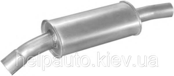 Резонатор для Fiat Ducato / Peugeot J5