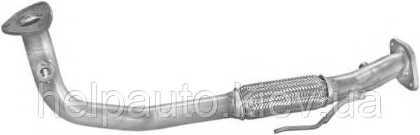 Приемная труба для Fiat Punto