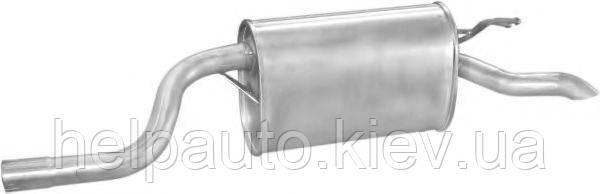 Глушитель для Fiat Punto
