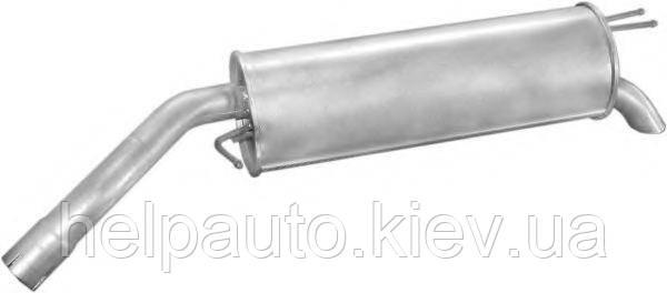 Глушитель для Fiat Stilo