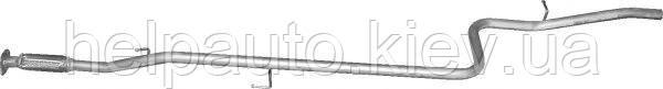 Средняя труба для Fiat Doblo