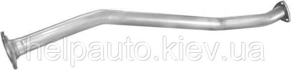 Приемная труба для Citroen Jumper