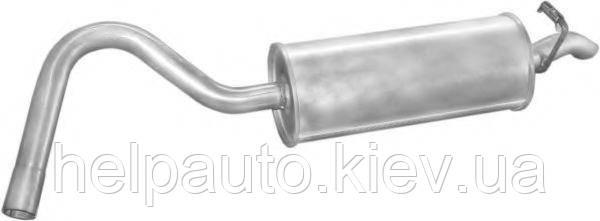 Глушитель для Ford Escort