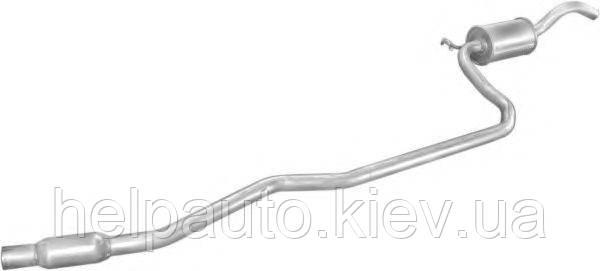 Резонатор для Ford Fiesta