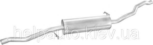 Резонатор для Ford Galaxy / Seat Alhambra / Volkswagen Sharan