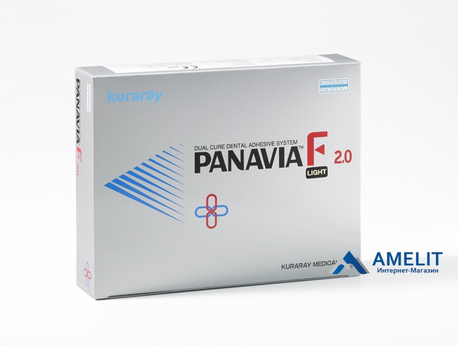 Панавиа F 2.0 (Panavia F 2.0, Kuraray), набор - Стоматологические материалы, оборудование и инструментарий в Киеве