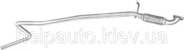 Приемная труба для Ford Fiesta, Fusion / Mazda 2