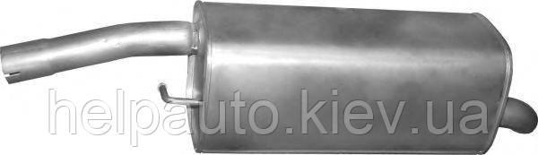 Глушитель для Ford Fiesta