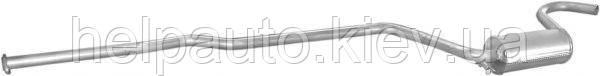 Резонатор для Ford Escort, Orion