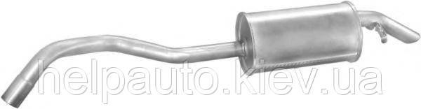 Глушитель для Ford Escort, Orion