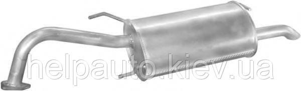 Глушитель для Hyundai Lantra