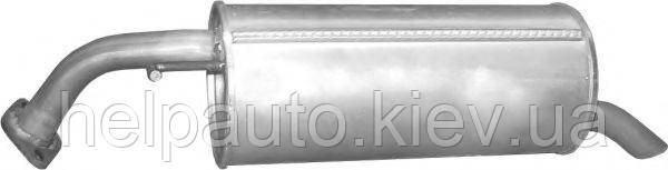 Глушитель для Hyundai Getz