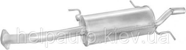 Глушитель для Mazda 323