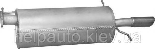 Глушитель для Mazda 626