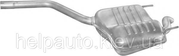Глушитель для Mercedes C-Class W202