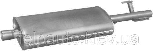 Глушитель  для Mercedes Sprinter 208 / 211 / 213 / 216 / 308 / 311 / 313 / 316 / 408 / 411 / 413