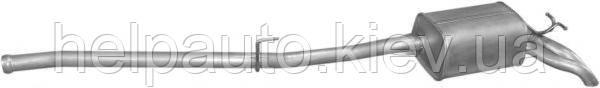 Глушитель для Mercedes E-Class W210