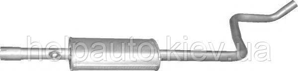 Резонатор для Mitsubishi Colt / Smart Forfour