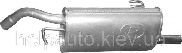 Глушитель для Mitsubishi Colt / Smart Forfour