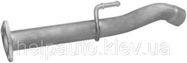 Приемная труба для Mitsubishi Pajero