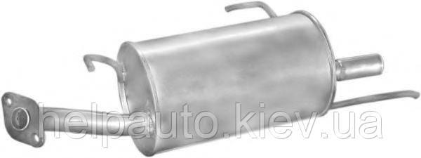 Глушитель для Nissan Almera