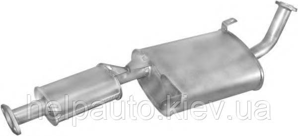 Глушитель для Nissan Terrano / Ford Maverick