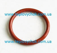 Кільце ущільнююче силіконове для фланців ТЕНів із різьбою G 1 ¼'. кольцо силиконовое