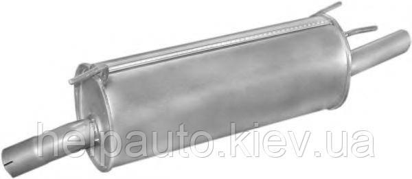 Глушитель для Opel Omega B