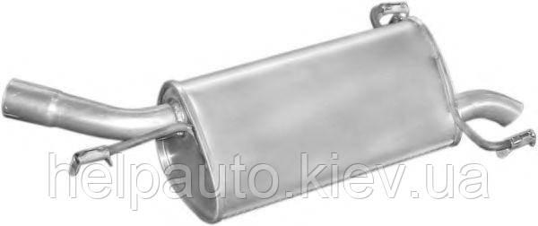 Глушитель для Opel Corsa C / Combo