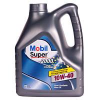 Моторное масло полусинтетика Mobil(Мобил) Super 2000 X1 Diesel 10W-40