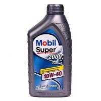 Моторное масло полусинтетика Mobil(Мобил) Super 2000 X1 Diesel 10W-40 1л
