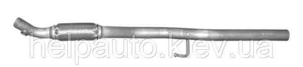 Приемная труба для Audi A1