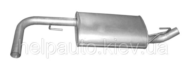 Глушитель для Nissan Pathfinder