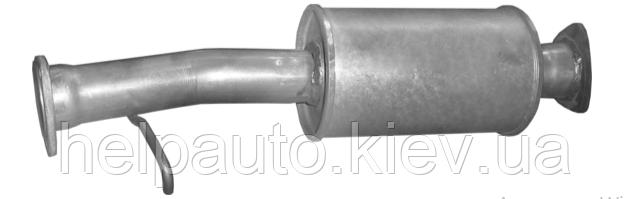 Резонатор для Citroen Jumper / Fiat Ducato / Peugeot Boxer