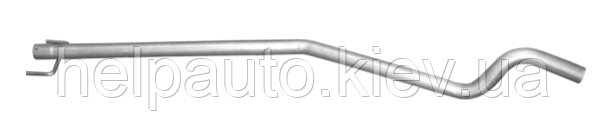 Труба средняя для Opel Astra