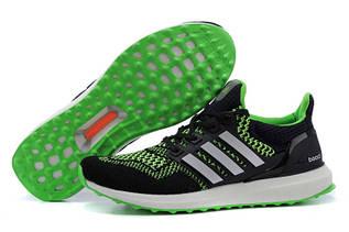 Кроссовки мужские Adidas Ultra Boost / ADM-589 (Реплика)