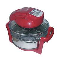 Купите  Аэрогриль Hotter Classic Hx -1037 красный и получите подарок!
