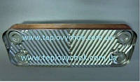 Пластинчастий вторинний теплообмінник для котлів BAXI