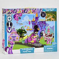 Игровой набор Замок пони SM 2023 (12) в коробке
