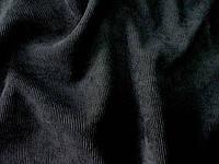 Вельвет черный (арт. 06105) в отрезах