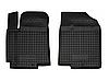 Полиуретановые передние коврики в салон Hyundai Accent IV (RB) 2011- (AVTO-GUMM)