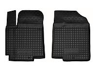 Полиуретановые передние коврики для Hyundai Accent IV (RB) 2011- (AVTO-GUMM)