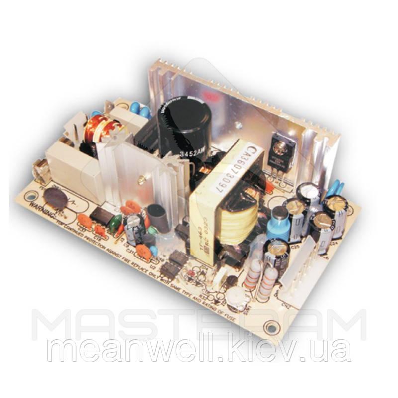 MPS-65-27 Блок питания Mean Well  Открытого типа 64.8 Вт, 27 В, 2.4 А (AC/DC Преобразователь)