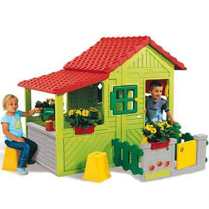 Будиночки садові