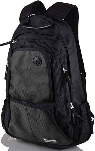 """Мужской рюкзак для ноутбука диагональю 15,4"""" Onepolar W1295-green зелёный"""