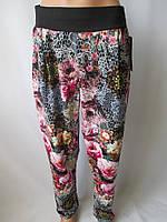 Штапельные прямые штанишки для молодежи, фото 1